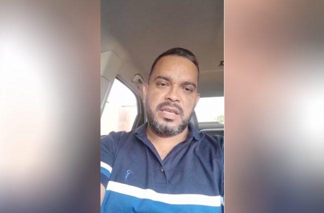 Paciente da UTI Covid, na Santa Casa de Cuiabá, recebe alta e relata atendimento